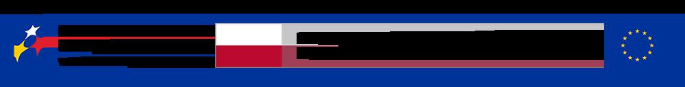 Logotypy Fundusze Europejskie RP UE